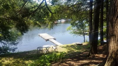 Photo for Lake Wallenpaupack Riverfront ***Private Dock***