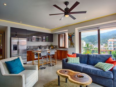 Photo for Mountain View Condo @ Oceana |Rooftop Pool, Best Gym, Romantic Zone