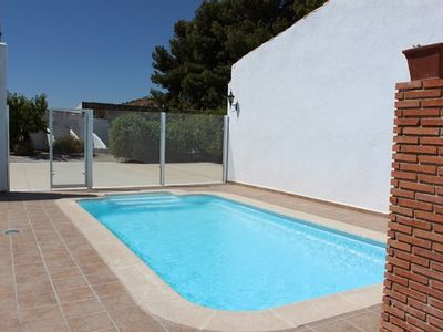 Photo for Self catering cottage La Almazara for 10 people