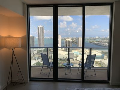 BEAUTIFUL BRAND NEW BUILDING IN THE HEART OF MIAMI!