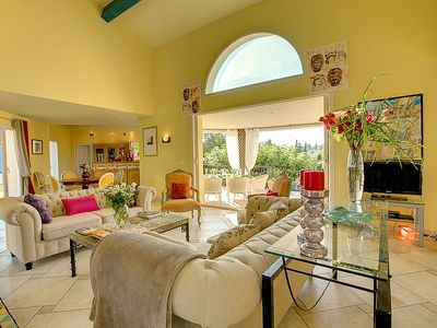 Photo for Sparkling 4 bedroom House in Mougins (Q2530)