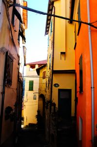 Photo for Typical ligurian house in the historical village of Montegrazie