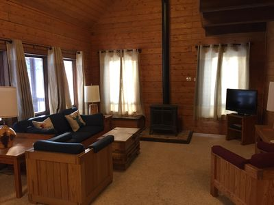 Photo for Rocky Top Log Cabin with Views! - Now Open Year Round! - Cabin 3