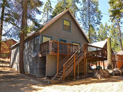 Photo for Pandora Chalet: 4 BR / 2 BA  in Shaver Lake, Sleeps 8