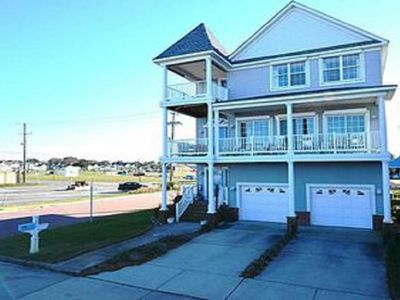 Photo for Immaculate ocean front 3 story beauty