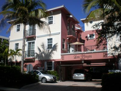 Photo for CHARMING 'LAS PLAYAS' TOWNHOME, WALK TO THE BEACH