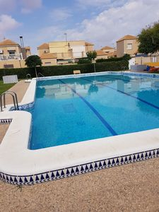 Photo for 3 Bed Villa, Air conditioning,  Swimmig pool, Close to all amenities & sleeps 6.