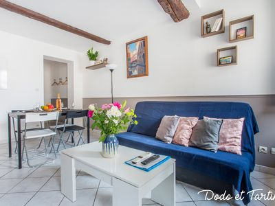Photo for 1BR Apartment Vacation Rental in Toulon, Var