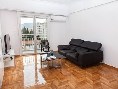 Photo for Beautiful apartment with view in Kolonaki!