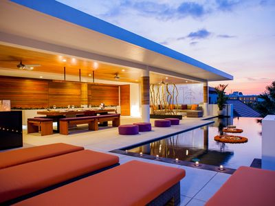 Photo for Villa The Muse Seminyak 4 BR with Rooftop Pool