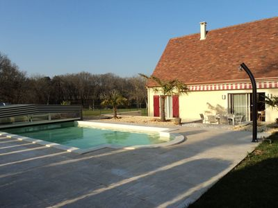 Photo for detached house with private pool near SARLAT 4-6 persons