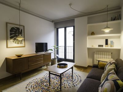 Photo for Cozy 1BR apartment with doorman in trendy Chueca