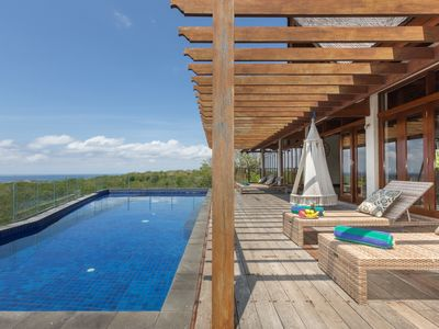 Photo for Luxury and Exclusive Pool Villa With Ocean View