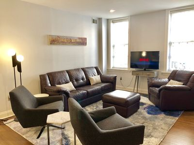 Updated Historic Row Home; Great for Walking Philadelphia