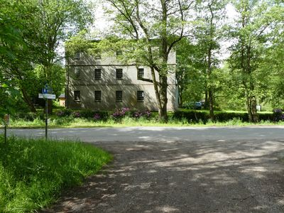 Photo for 100 sqm industrial loft, listed, quiet and close to nature