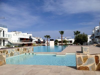 Photo for Beautiful Penthouse Apartment 4/6 pers. in Punta Prima, Costa Blanca, Spain