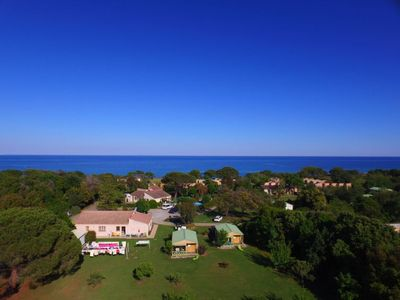 Photo for Vacation home Rico Plage (SNF146) in San Nicolao - 6 persons, 3 bedrooms