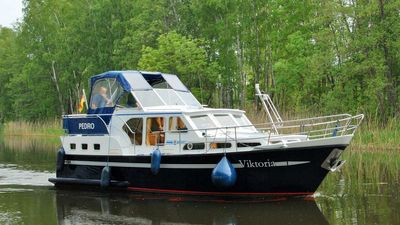 Photo for Yacht Pedro Skiron 35 for 4 + 2 persons.