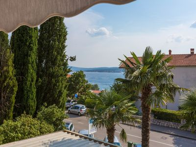 Photo for Apartment Ilona (62404-A1) - Crikvenica