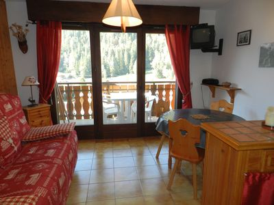 Photo for Studio 4 people in Châtel
