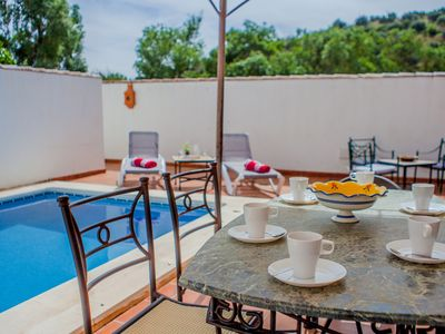 Photo for RURAL VILLA IN RIOFRIO with EXCELLENT LOCATION (Andalucia)