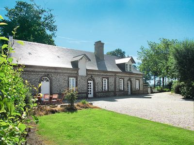 Photo for Vacation home Chez Philippe  in Maniquerville, Normandy / Normandie - 11 persons, 5 bedrooms