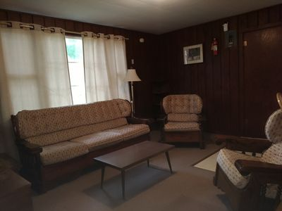Photo for 2 Bedroom Lakeside Cabin-Family Fishing Resort-Hayward WI-Chippewa Flowage