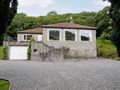 Photo for 4 bedroom accommodation in Cwm Rheidol
