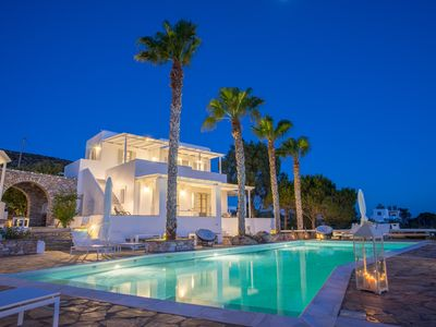 Photo for Villa Agia Irini Cove 2 with common pool for only 3 villas