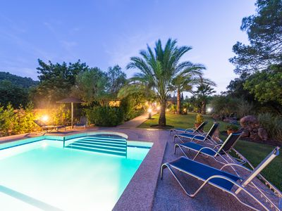 Photo for Rural idyll with pool - Villa Ca na Rossa