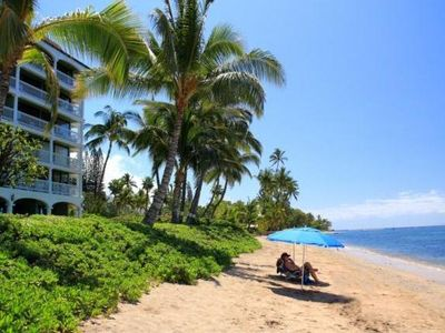 Photo for Amazing, direct oceanfront walk out, sleeps 4, no hidden fee, 1bdrm 2ba