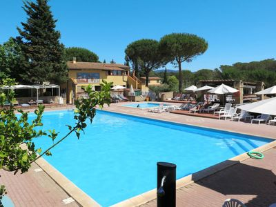 Photo for Vacation home Villaggio Il Borgo (GUA155) in Guardistallo - 6 persons, 2 bedrooms