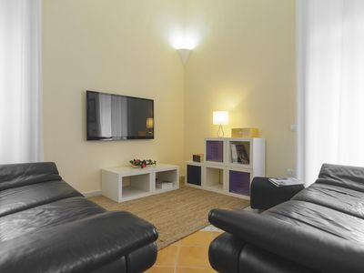 Photo for Spacious Sorrento - Seiano apartment in Arenella with WiFi & balcony.