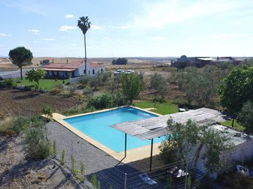 "Charming ""cortijo"" surrounded by olive trees in peaceful environment"