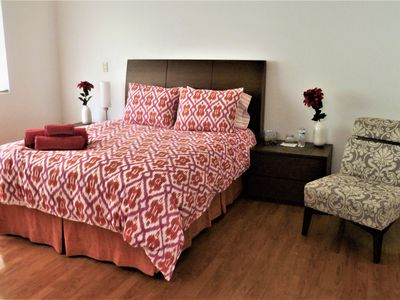 Photo for Casa La Luz Offers An Astonishing Complete Bedroom With Ensuite For 2 Guests