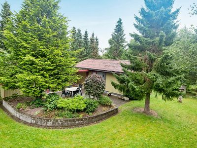 Photo for Peaceful Holiday Home in Farvang Jutland with Garden