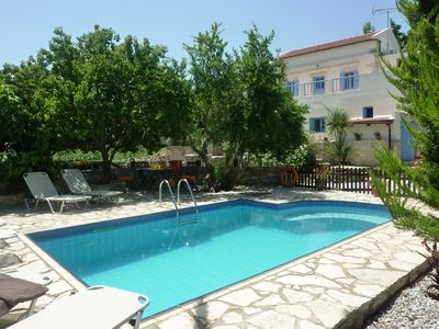 Photo for Private Detached Villa with Private Pool on Outskirts of Popular Village