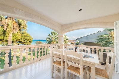 Renovated Apartment With Garden On The Beach Pines De Alcudia
