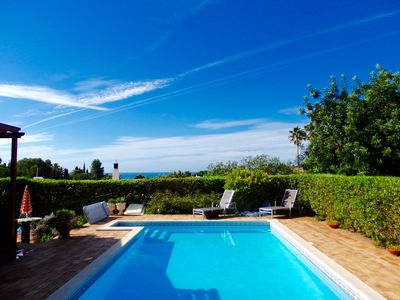 Photo for Stylish villa with private pool in great location