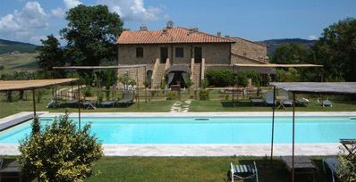 Photo for Holiday apartment Casole d'Elsa for 2 - 4 persons with 1 bedroom - Holiday house