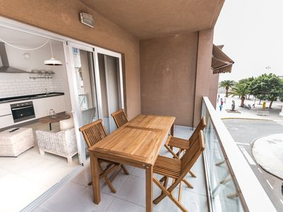 Photo for Apartment La Farmacia with balcony and lift
