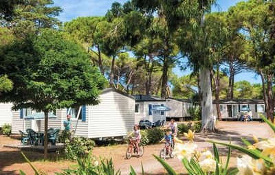 Photo for Camping Odalys d'Anghione - Mobil Home Relax Air Conditioned 4 Rooms 6 People