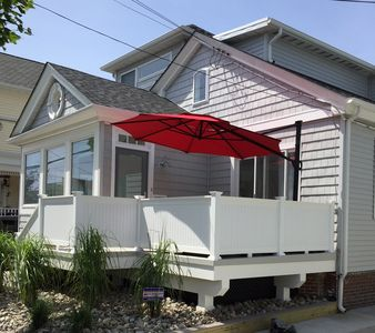 Photo for Ventnor Beach House, 5 Bedrooms - 1 block from beach