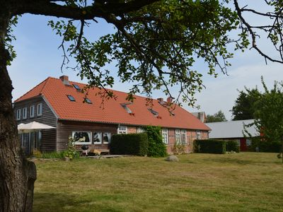 Photo for in listed village complex, large garden, 10 minutes to the Baltic Sea