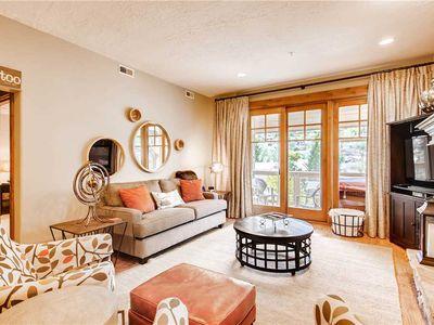 Photo for Terrific location, views of Old Town and ski runs