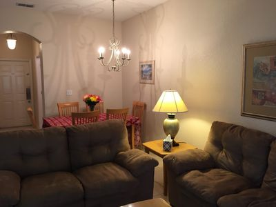 Photo for House in Kissimmee with Air conditioning, Parking (528372)