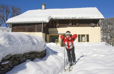Ideally located next to the pistes
