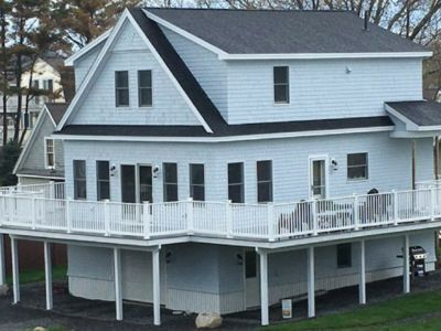 Photo for Beautiful large home on the Nubble with Water views throughout!