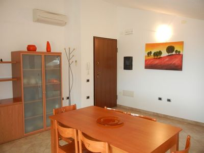 Photo for Lido Apartment 100 meters from the beach and a short walk from the center. Sea View