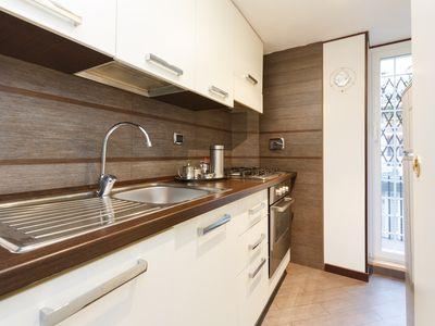 Photo for BELLI 79, apartment at the Vatican